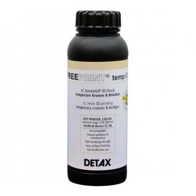 FreePrint Temp UV 500gr Detax