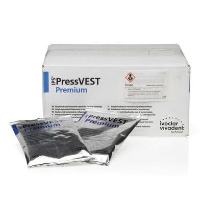 IPS PressVest Premium 2,5 kg Ivoclar Vivadent