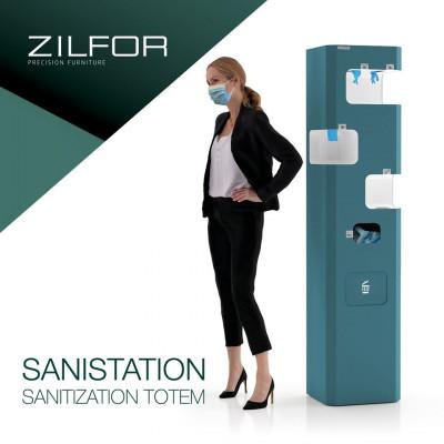 Totem Sanistation Zilfor