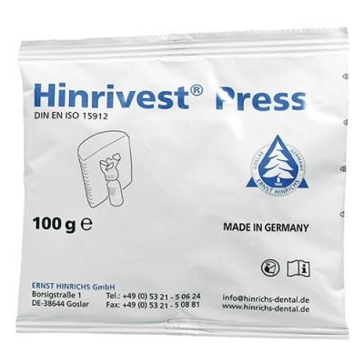 Hinrivest Press 50x100gr Hinrichs