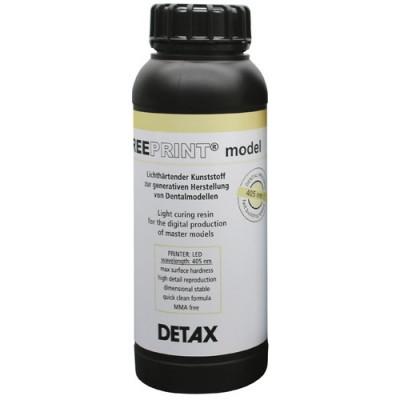 FreePrint Model UV 1000gr Detax
