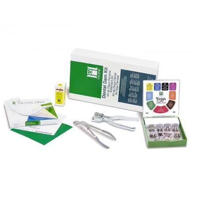 Dental Dam Kit Diga Coltene Hygenic