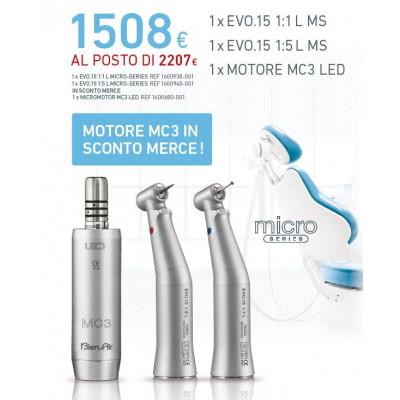 Promo Pack 8 Bien Air