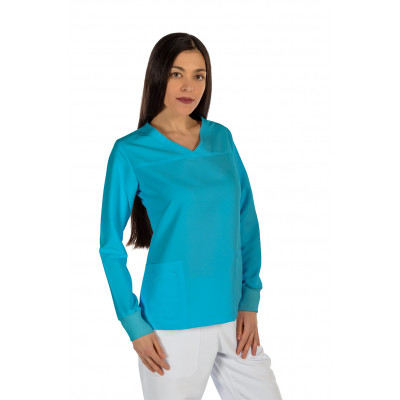 Casacca Donna Power m/l Quick Medical